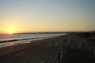 Pôr do Sol - Praia dos Salgados