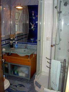 WC (cabine de hidromassagem)