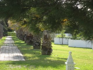 Traseiras do jardim