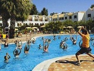 Atividades piscina principal