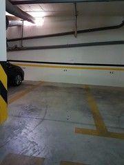 Garagem no sub-solo