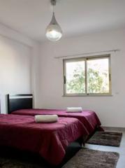 quarto camas de solteiro
