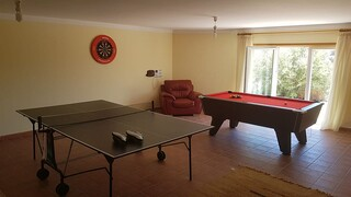 Mesas Bilhar e Ping Pong