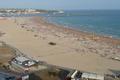 Vista sobre a Praia da Rocha